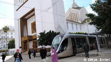 Marokko Evangelische Kirche in Rabat