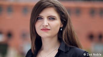 Sabrina Löhr Posteo Porträt