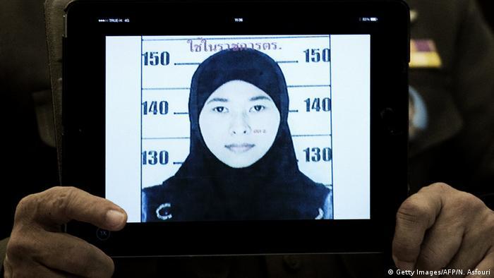 Thailand Bombenanschlag Verdächtige Wanna Suansan