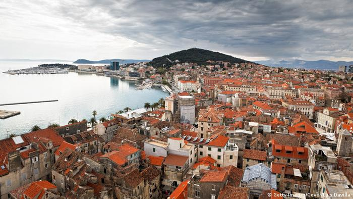 Croatia - town of Split (Getty Images/Cover/Luis Davilla)