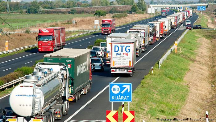 AUSTRIA: Austria refuerza los controles fronterizos