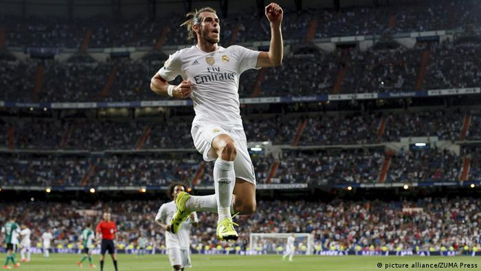 Gareth Bale (picture alliance/ZUMA Press)