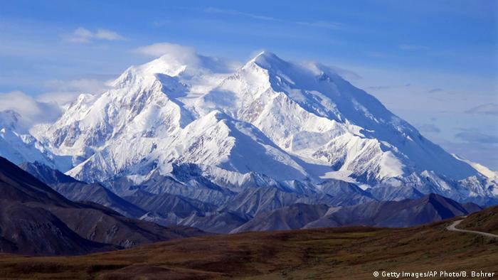 Alaska - Mount McKinley