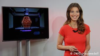 DW Akademie - Training TV-Moderation