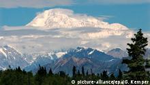 USA Mount McKinley oder Denali