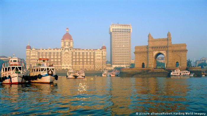 Indien Gateway in Mumbai