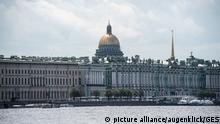 Russland St. Petersburg Eremitage Museum