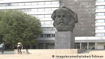 Chemnitz, rebaptistée Karl-Marx-Stadt du temps de la RDA, a perdu 60.000 habitants depuis 1989