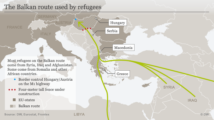 Hungary calls for aid to syrias neighbors as eu grapples with infografik flchtlinge balkanroute august 2015 englisch gumiabroncs