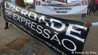 Mosambik Maputo Prozess Castel-Branco, Fernando Mbanze, Fernando Veloso