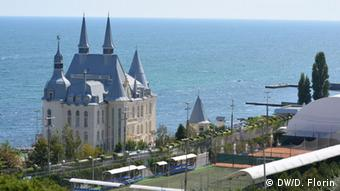 Замок Гаррі Поттера в Одесі оформлений на юридичну академію, ректором якої є Ківалов. Активісти стверджують, що Ківалов будував замок для себе