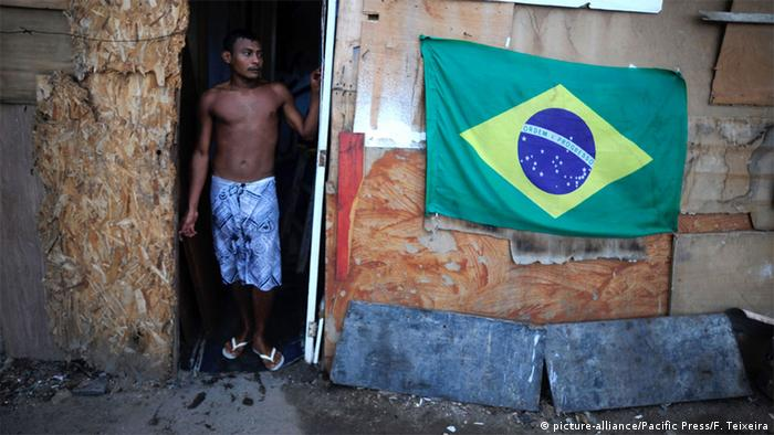Symbolbild Arbeitslosigikeit in Brasilien