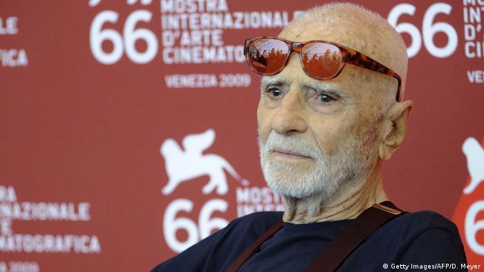 Italien Filmregisseur Mario Monicelli