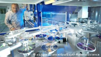 Deutschland Covestro Bayer MaterialScience