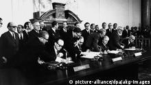 Viermächte Abkommen 1971 Berlin Alliierte Kontrollrat Botschafter USA Großbritannien UdSSR Frankreich