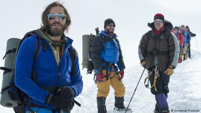 Filmstill Biennale Venedig Filmfestspiele Everest Bergsteiger Drama +++NUR ZUR BERICHTERSTATTUNG ÜBER DEN FILM+++