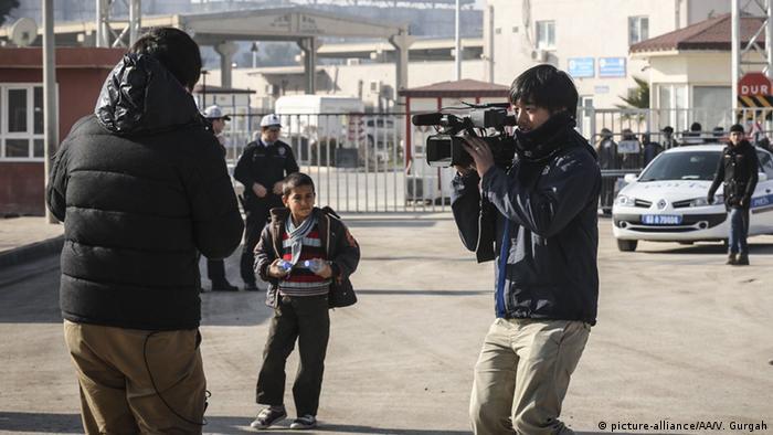 Türkei Journalisten Symbolbild
