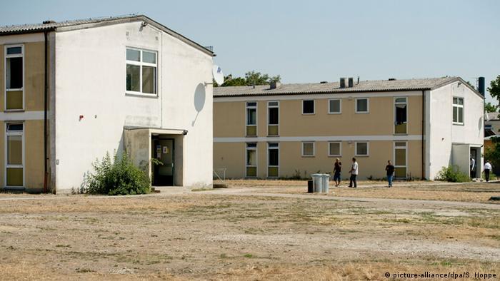 Deutschland Ankunfts- und Rückführungseinrichtung für Flüchtlinge in Manching