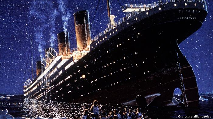 100 years after: the Titanic (picture-alliance/dpa)