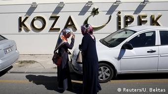 Headquarters of Koza-Ipek Holding
