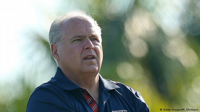 Polit-Talker Rush Limbaugh (Foto: Mike Ehrmann/Getty Images)