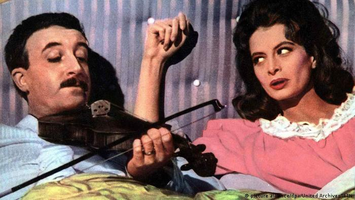 Still from The Pink Panther (picture alliance/dpa/United Archives/IFTN)