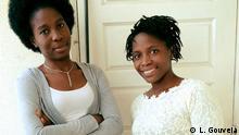 Angola Rosa Conde und Laurinda Gouveia