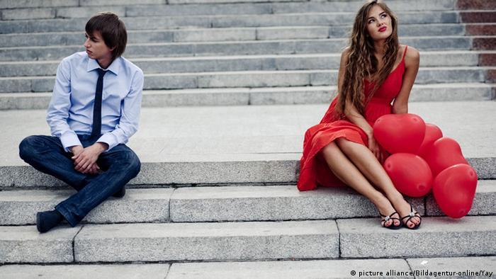 Symbolbild Beziehungskrise (picture alliance/Bildagentur-online/Yay)