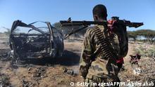 Somalia Angriff auf African Union Soldaten