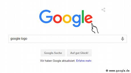 Google Logo Screenshot