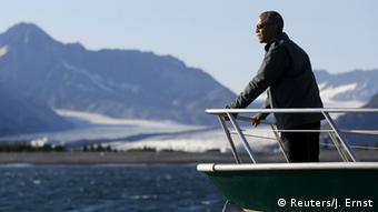 USA Barack Obama in Alaska