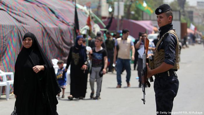 Al menos 18 trabadores turcos secuestrados por grupo armado en Bagdad
