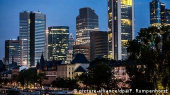 Франкфурт-на-Майне - банковская столица Германии