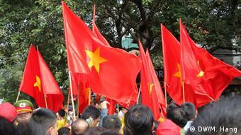 Vietnam. Parade zu 70 Jahre Unabhängigkeit.