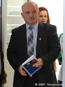 Marko Zvrlevski, Staatsanwalt Mazedonien