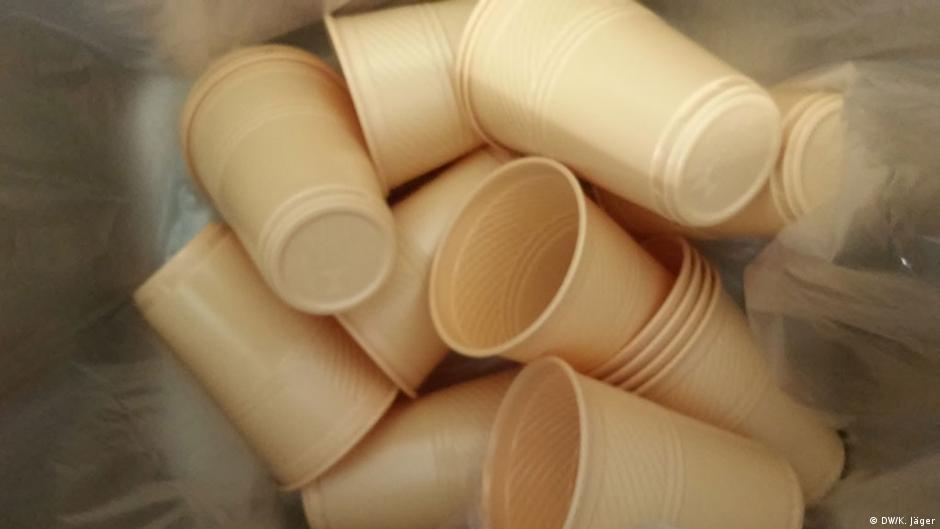 德國的圖賓根市決定對一次性的咖啡杯、披薩外賣包裝盒等徵稅。(DW)