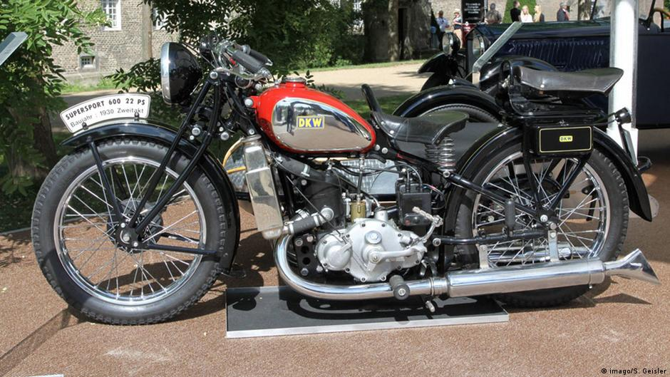 dkw motorcycle pictures  DKW motorcycle legend: the Super Sport 600 | Drive it! - The Motor ...