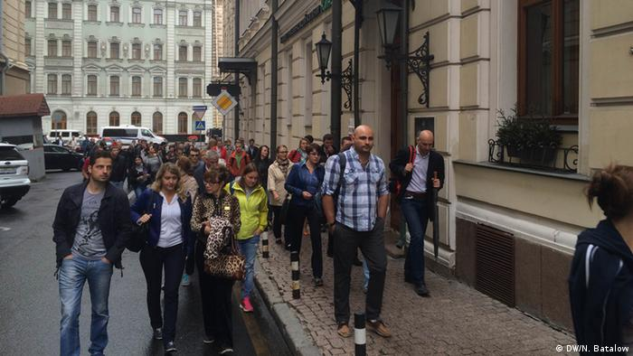 Митинг валютных заемщиков у Центробанка России, 2 сентября