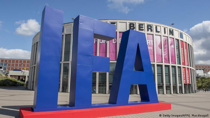 Выставка IFA в Берлине