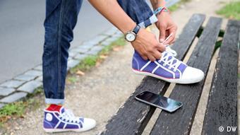 App Fotowettbewerb Schuhe