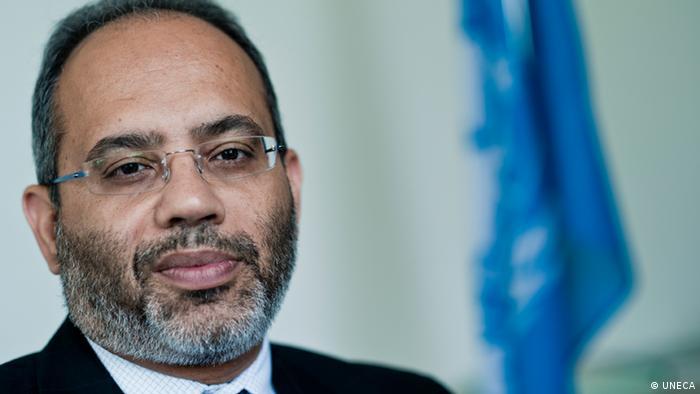 Carlos Lopes Vorsitzender UNECA
