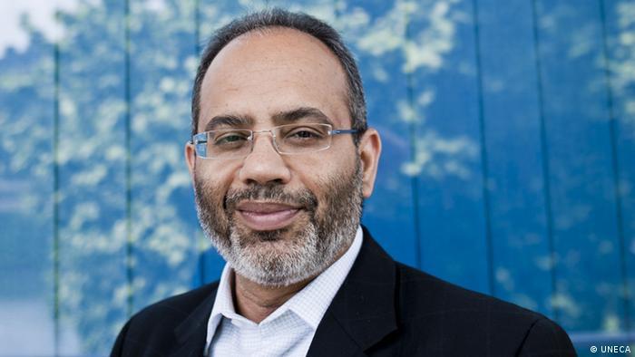 Académico guineense Carlos Lopes