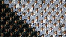 China Militär Parade Peking Weltkrieg Japan