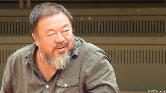Deutschland Berliner Literaturfestival Ai Weiwei