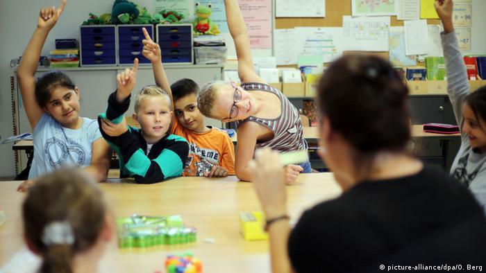 Deutschland Inklusion an der Schule