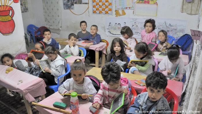 Marokko Schule in Fes