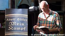 Rimini Protokoll Adolf Hitler: Mein Kampf, Band 1 & 2