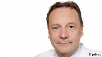 Deutschland Wolfgang Harth Chefarzt Klinik für Dermatologie und Allergologie in Berlin