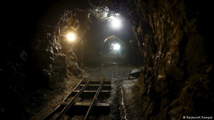Один из тоннелей неподалеку от Валбжиха