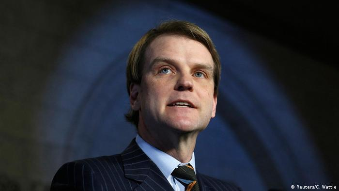Kanada Immigrationsminister Chris Alexander